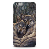 Wolf Cover Cases For iPhone 6/6S Plus