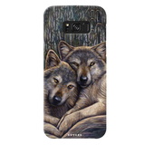 Wolf Cover Cases For Samsung Galaxy S8 Plus