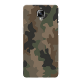 Army Abstract  Camouflage Cover Case For OnePlus 3/3T