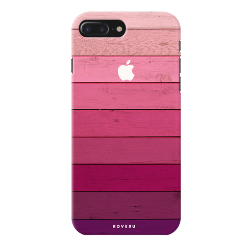 Shades of Pink Love Cover Case For iPhone 7/8 Plus