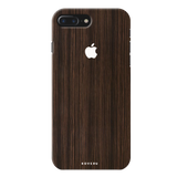Wooden Texture Back Cover Case For iPhone 7/8 Plus