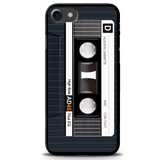 Acoustic Cassette Cover Case For iPhone 7/8