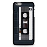 Acoustic Cassette Cover Case For iPhone 6/6S Plus