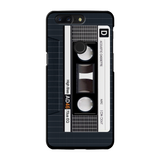 Acoustic Cassette Cover Case For OnePlus 5T