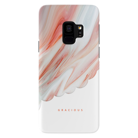 Gracious Marble Cover Case For Samsung Galaxy S9