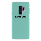 Turquoise Cover Case For Samsung Galaxy S9 Plus
