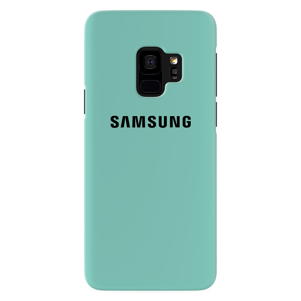 Turquoise Cover Case For Samsung Galaxy S9