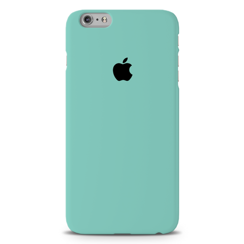 Turquoise Cover Case For iPhone 6/6S Plus