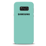 Turquoise Cover Case For Samsung Galaxy S8