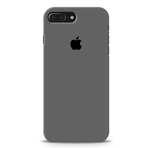 Grey Cover and Case For iPhone 7/8 Plus