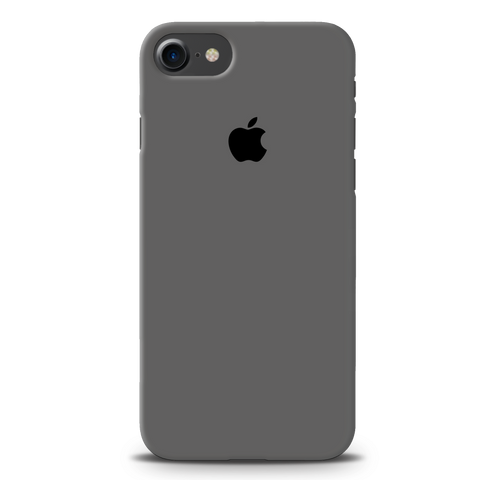 Grey Cover and Case For iPhone 7/8