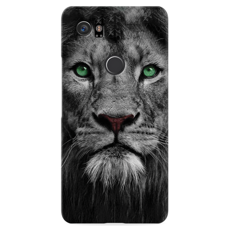 Lion Face Case Cover for Google Pixel 2 XL