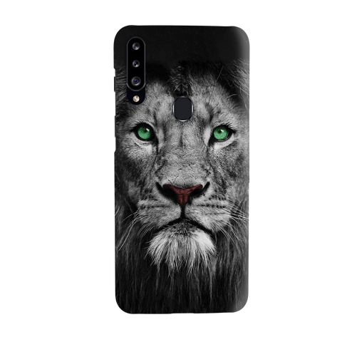Lion Face Cover Case for Samsung Galaxy A20S