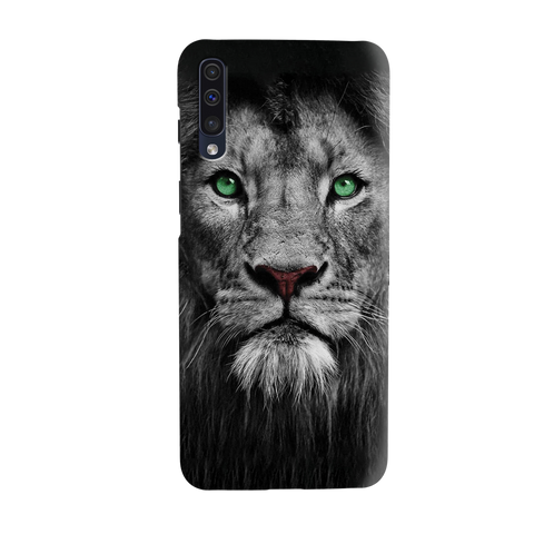 Lion Face Cover Case for Samsung Galaxy A50