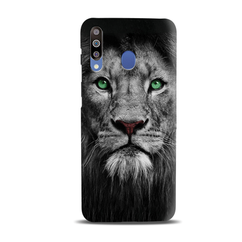 Lion Face Cover Case for Samsung Galaxy M30
