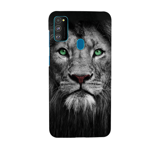Lion Face Cover Case for Samsung Galaxy M30S