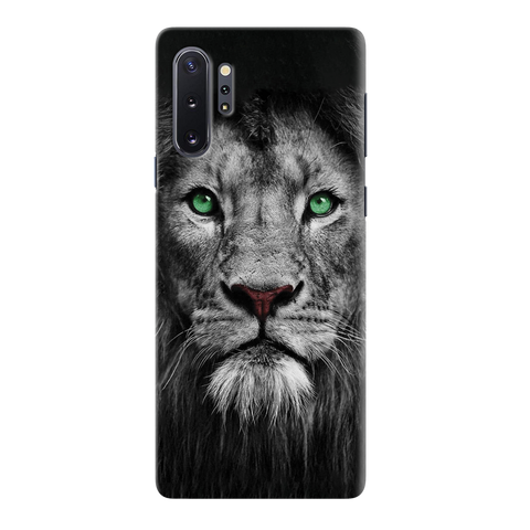 Lion Face Cover Case for Samsung Galaxy Note 10 Plus