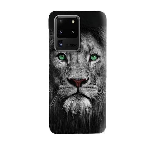 Lion face Cover Case for Samsung Galaxy S20 Ultra