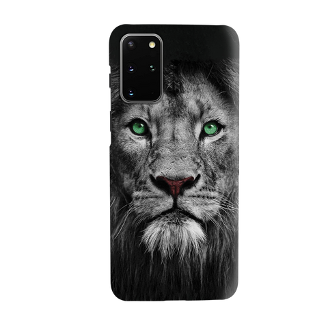 Lion face Cover Case for Samsung Galaxy S20 Plus