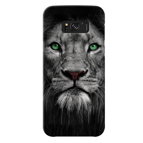 Lion Face Case Cover for Samsung Galaxy S8 Plus