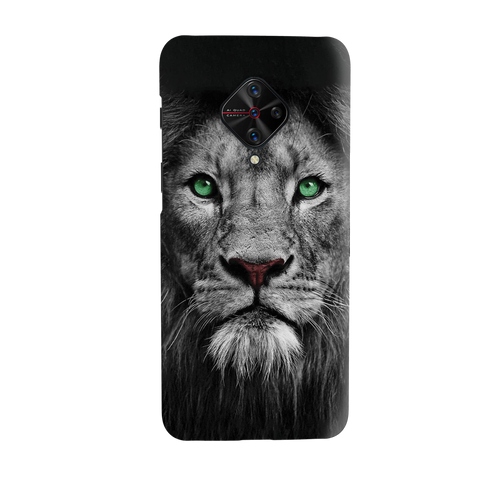 Lion Face Cover Case for Vivo S1 Pro