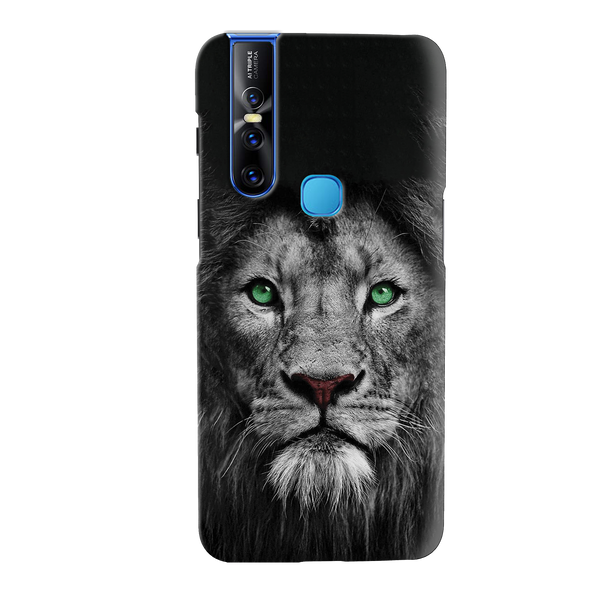 Lion Face Cover Case for Vivo V15