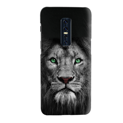 Lion Face Cover Case for Vivo V17 Pro