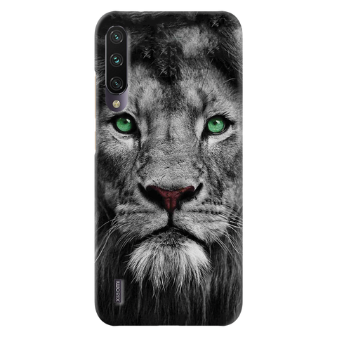Lion Face Cover Case for Redmi A3