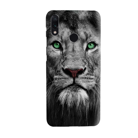 Lion Face Cover Case for Redmi Note 7 Pro