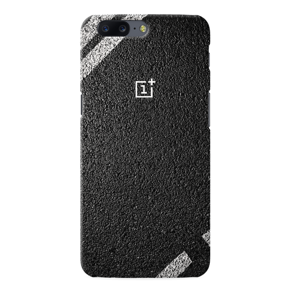 Strips on Road Case Cover for OnePlus 5