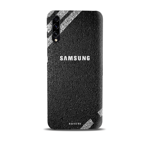 Strips On Road Cover Case for Samsung Galaxy A30S