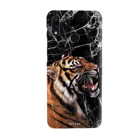 Tiger Marble Cover Case for Redmi Note 7 Pro