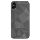 Polygon Edges Cover Case for iPhone XS