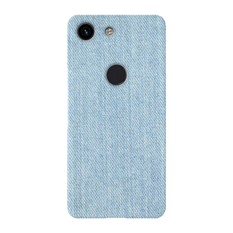 Blue Jeans Cover Case for Google Pixel 3A