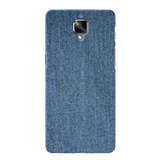 Denim Jeans Texture Cover Case for OnePlus 3T