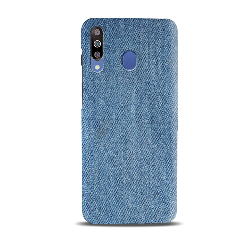 Denim Jeans Texture Cover Case for Samsung Galaxy M30