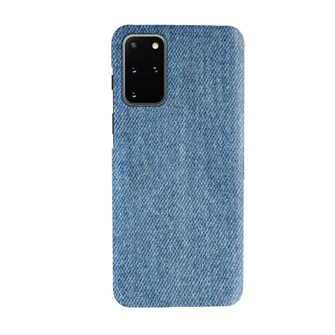 Denim Jeans Cover Case for Samsung Galaxy S20 Plus