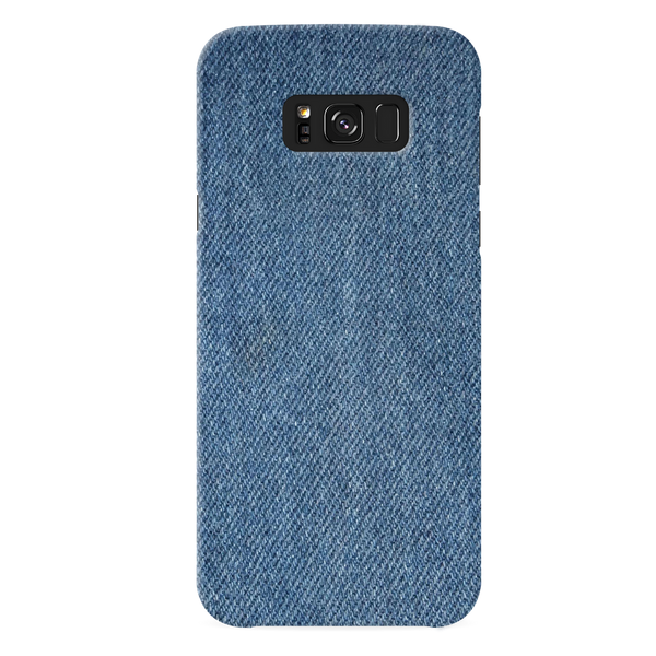 Denim Jeans Texture Cover Case for Samsung Galaxy S8