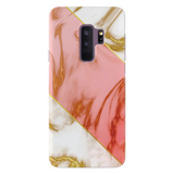 Close Up Marble Cover Case for Samsung Galaxy S9 Plus