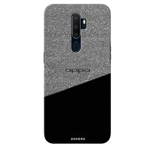 Plaid Cover Case for Oppo A9 2020