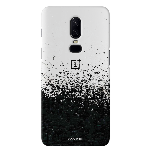 Whistle Warrior Cover Case for OnePlus 6