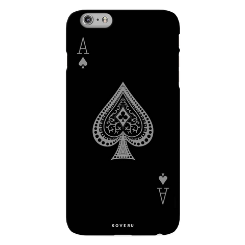 Ace cards Cover Case for iPhone 6/6S Plus