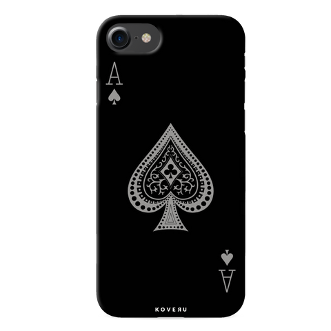 Ace cards Cover Case for iPhone 7/8
