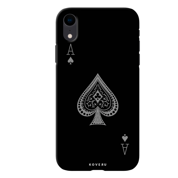 Ace cards Cover Case for iPhone XR
