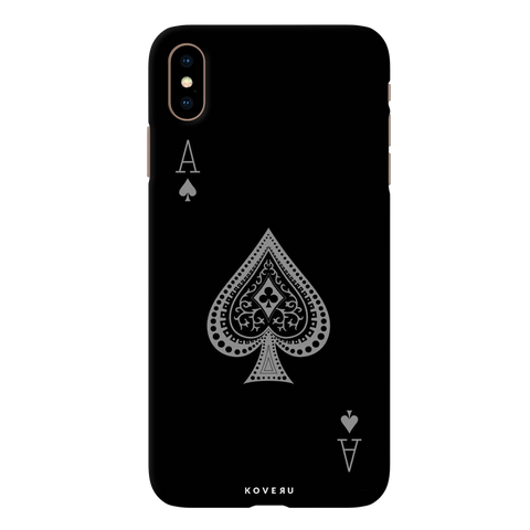 Ace cards Cover Case for iPhone XS Max