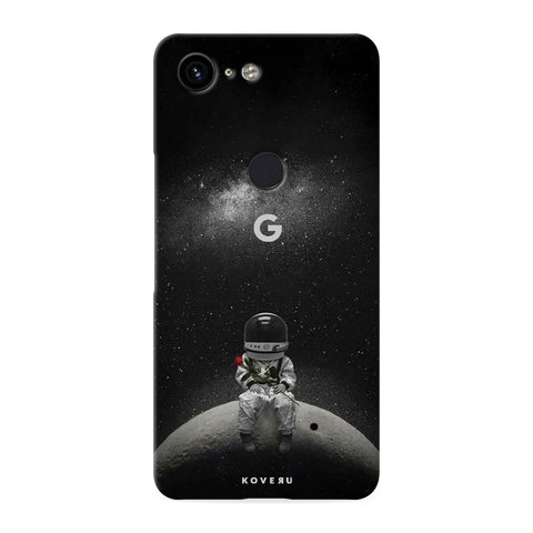 Milky Way Galaxy Cover Case for Google Pixel 3 XL