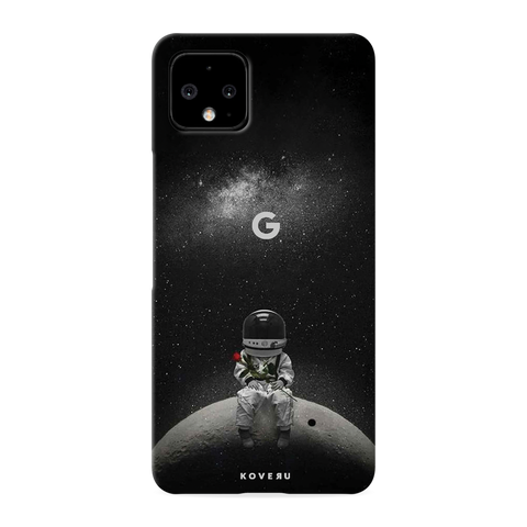 Milky Way Galaxy Cover Case for Google Pixel 4 XL