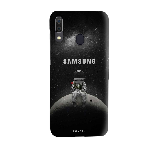 Milky Way Galaxy Cover Case for Samsung Galaxy A20