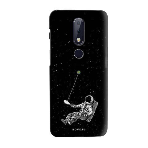 Lost in Space Cover Case for Nokia 6.1 Plus