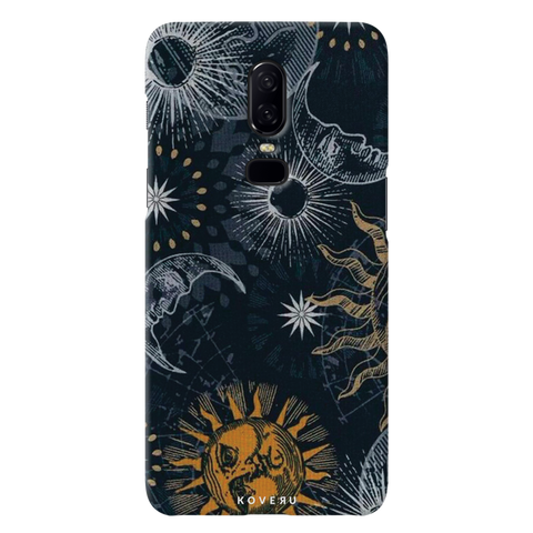 We Heart it Moon Star Cover Case for OnePlus 6
